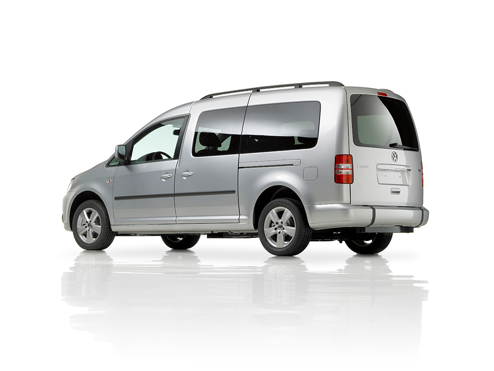 Volkswagen Caddy Maxi - Tripod Mobility