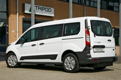 ford tourneo grand connect