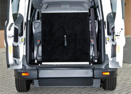 ford tourneo grand connect ramp up