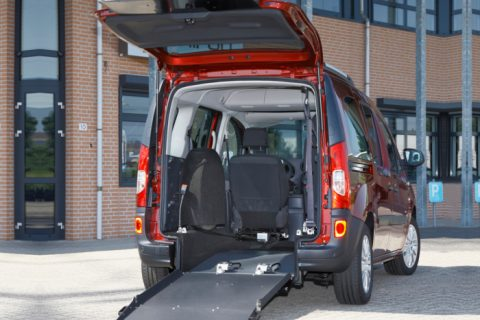 mercedes-benz citan l ramp