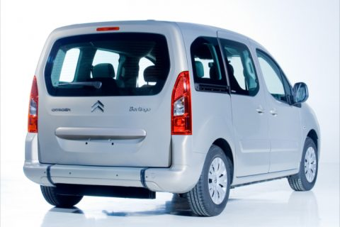 Berlingo back