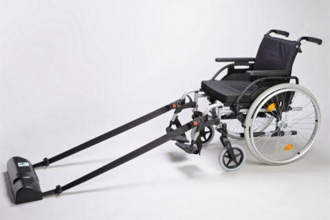 EasyPull wheelchair