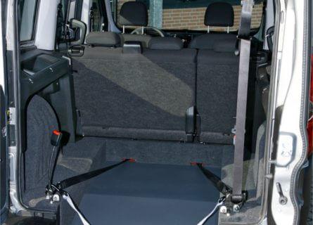 Opel combo L2 inside