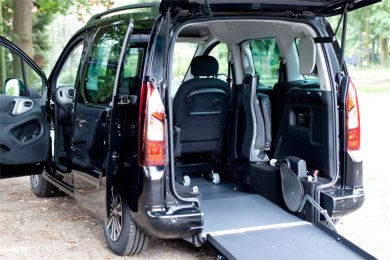 NIVO system & automatic tailgate and ramp