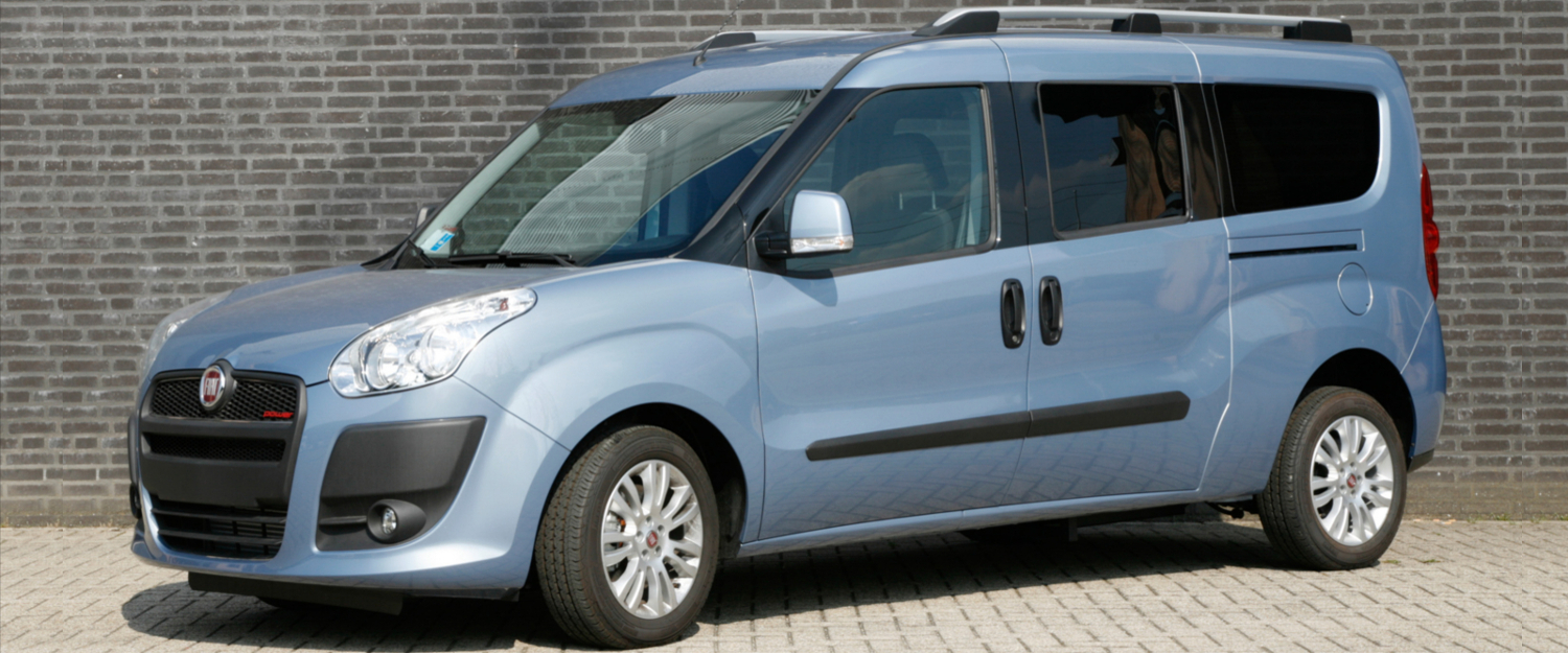 fiat doblo maxi wheelchair accessible vehicle