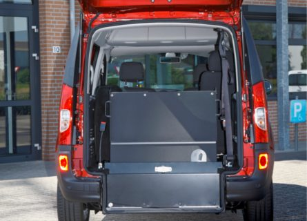 mercedes-benz- citan L ramp up
