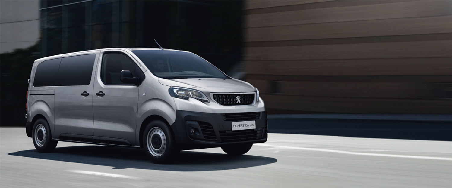 Peugeot Expert Combi wheelchair accessible vehicle