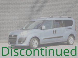Discontinued Fiat Doblo Maxi