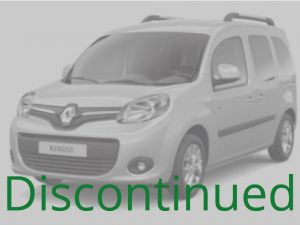 Discontinued-Renault Kangoo 2008
